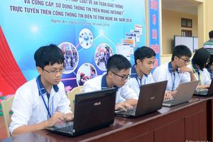 Trường THPT Nguyễn Trường Tộ đạt giải tuần cuộc thi Tìm hiểu pháp luật về ATGT
