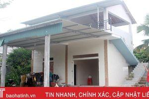 244 hộ nghèo khó ở Hương Khê hết lo chạy lũ