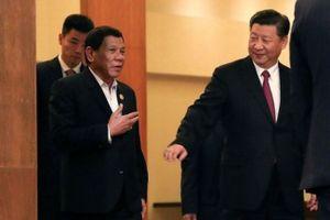 Philippines không tập trận chung với Mỹ vì trùng thời điểm ông Tập Cận Bình sang thăm