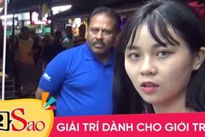 MisThy đơ toàn tập khi liên tục bị 'troll' chỉ vì miếng ăn tại Thái Lan