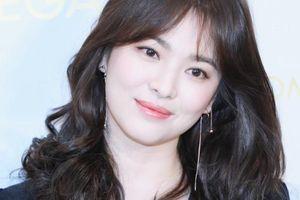 Song Hye Kyo được cư dân mạng khen ngợi 'đẹp người, đẹp nết'