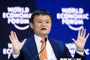 Jack Ma: Mỹ tổn thất hơn Trung Quốc trong cuộc chiến thương mại