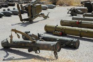 Clip: Quân đội Syria giành chiến lợi phẩm khổng lồ ở Đông Dara'a