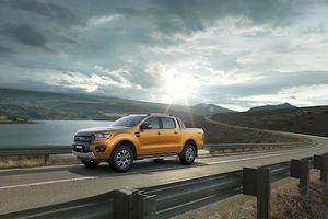 Doanh số bán xe Ford bỗng tăng đột biến nhờ sự trở lại của bộ đôi Ranger và Everest