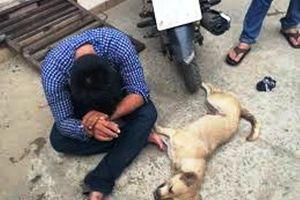 3 chiến sỹ công an phơi nhiễm HIV khi bắt kẻ trộm chó