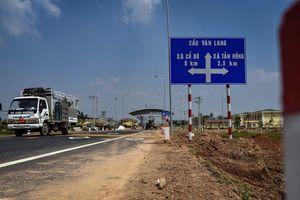 Thông xe kỹ thuật hai dự án BOT kết nối Hà Nội đi Tây Bắc