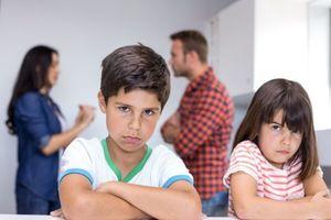 Trách nhiệm cấp dưỡng cho con khi ly hôn