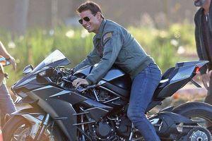 Vẻ điển trai tài tử của Tom Cruise ở tuổi 56