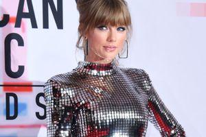 Taylor Swift đỉnh cao xuất sắc giữa rừng người đẹp tại thảm đỏ American Music Awards 2018
