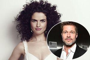Nữ Giáo sư vướng tin đồn hẹn hò tài tử Brad Pitt: Xinh đẹp như minh tinh Hollywood, tài năng khỏi bàn cãi
