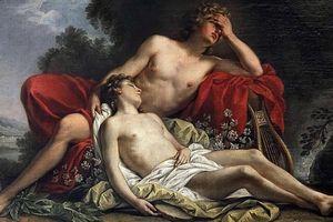 Những chuyện tình đồng giới nổi tiếng trong thần thoại hy lạp.
