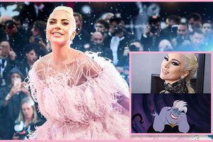 Sau 'A Star In Born', Lady Gaga được nhắm vào vai diễn mụ bạch tuộc Ursula trong phim Nàng Tiên Cá bản người đóng