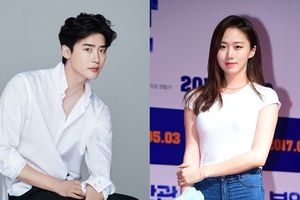 Go Sung Hee cảm động trước món quà và lời nhắn của Lee Jong Suk: 'Hãy chăm sóc tốt cho Sung Hee của chúng tôi'