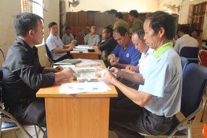 Quỹ Bảo vệ và Phát triển rừng tỉnh Điện Biên: Tạm ứng chi trả DVMTR tại Tuần Giáo