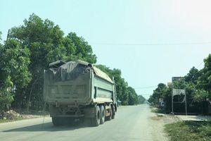 Ninh Bình: Xe quá tải vẫn lộng hành?