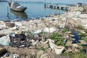 Huế: Ô nhiễm dai dẳng tại cảng cá Thuận An
