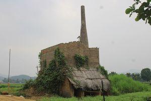 Yên Bái: Kiên quyết xóa bỏ lò gạch thủ công gây ô nhiễm môi trường