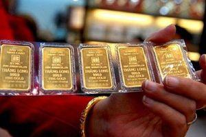Giá vàng hôm nay (10/10): Tăng nhẹ sau một kỳ giảm sâu
