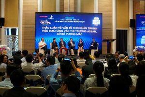 Doanh nghiệp Việt 'thờ ơ' với thị trường 600 triệu dân của ASEAN