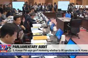 Hàn Quốc xem xét dỡ bỏ trừng phạt Triều Tiên