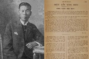 Phạm Duy Tốn: Nhà văn, nhà chính trị, người khai mở lối văn tả chân ở Việt Nam