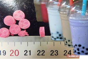 Thực hư thông tin trà sữa pha loại ma túy mới độc hại gấp 500 lần ma túy thường