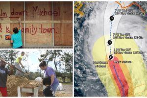 Siêu bão Michael chuẩn bị tấn công nước Mỹ - hàng triệu người nhận lệnh sơ tán