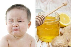 7 mẹo tự nhiên chữa đau dạ dày ở trẻ đơn giản mà hiệu quả