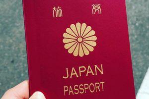 Lộ diện cuốn hộ chiếu 'quyền lực' nhất thế giới năm 2018
