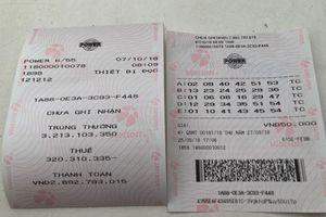 Kết quả Vietlott: Người chơi Quảng Bình lĩnh 3,2 tỷ đồng mà không có lễ trao thưởng