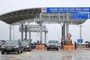 Chính thức thông xe cầu Văn Lang nối Hà Nội - Phú Thọ, rút ngắn 20 km