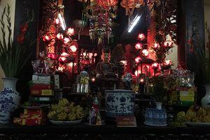 Chùa Thiên Phúc: Nơi thờ Phật và tín ngưỡng thờ Mẫu, thờ Thánh của dân tộc
