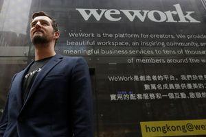 SoftBank có thể đầu tư 15 - 20 tỷ USD vào startup chia sẻ văn phòng WeWork