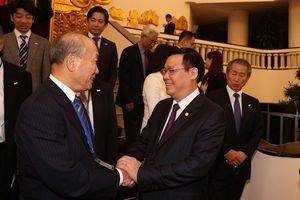 Hợp tác hữu nghị Việt Nam - Nhật Bản phát triển tốt đẹp trên mọi lĩnh vực