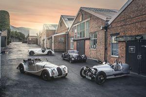 Ngắm 3 mẫu xe hoài cổ Morgan phiên bản kỉ niệm 110 năm đặc biệt