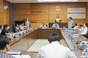 Ủy ban tài chính- Ngân sách thẩm tra báo cáo công tác năm 2018 và Dự kiến kế hoạch Kiểm toán năm 2019 của Kiểm toán Nhà nước