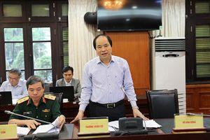 Góp ý dự thảo Quy định của Bộ Chính trị về kiểm soát quyền lực và chống chạy chức, chạy quyền trong công tác cán bộ