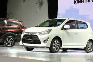 Chỉ sau 5 ngày mở bán, Toyota Việt Nam bán được 238 chiếc Wigo