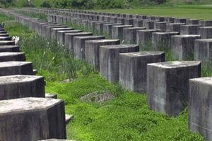 Hàn Quốc phá bỏ các hàng rào chống xe tăng Triều Tiên