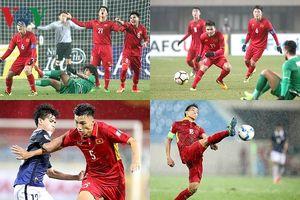 Đội hình Hà Nội FC mở rộng ở ĐT Việt Nam tại AFF Cup 2018