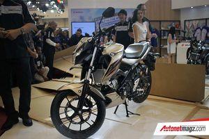 Suzuki GSX150 Bandit ra mắt tại Indonesia chỉ từ 40 triệu đồng