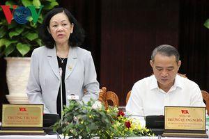 'Chính quyền không trọng dân sẽ khó khăn trong thực thi chính sách'