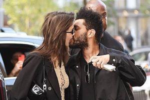 Bella Hadid hạnh phúc đón tuổi mới bên bạn trai The Weeknd