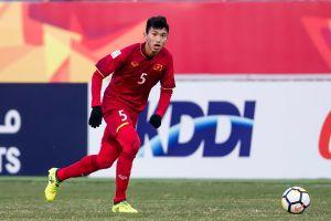 Đoàn Văn Hậu là ngôi sao trẻ được chờ đợi nhất bảng A AFF Cup 2018