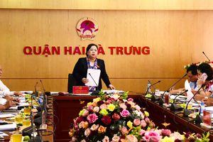 Đổi mới hoạt động giám sát để thúc đẩy phát triển nhanh, bền vững Thủ đô