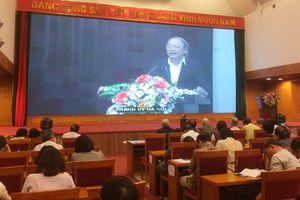 Tập trung tuyên truyền về kết quả Hội nghị Trung ương 8 (khóa XII)