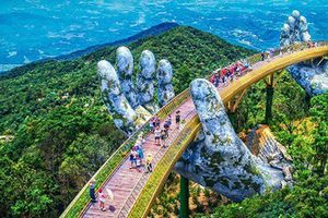Đà Nẵng đón hơn 6,5 triệu lượt khách du lịch trong 9 tháng 2018