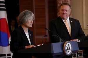Mỹ phàn nàn thỏa thuận quân sự Hàn Quốc – Triều Tiên