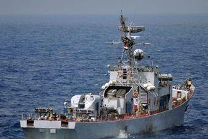 Tàu Syria đến Ai Cập và Thổ Nhĩ Kỳ lần thứ 2 trong 7 năm