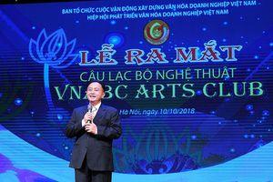NSND Vũ Ngoạn Hợp làm Chủ tịch CLB nghệ thuật VNABC arts club